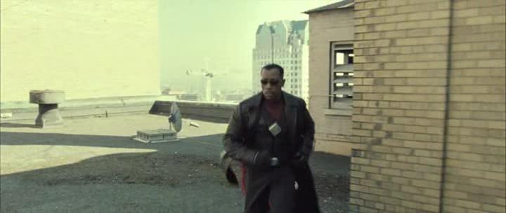 Блэйд 3: Троица - (Blade: Trinity)