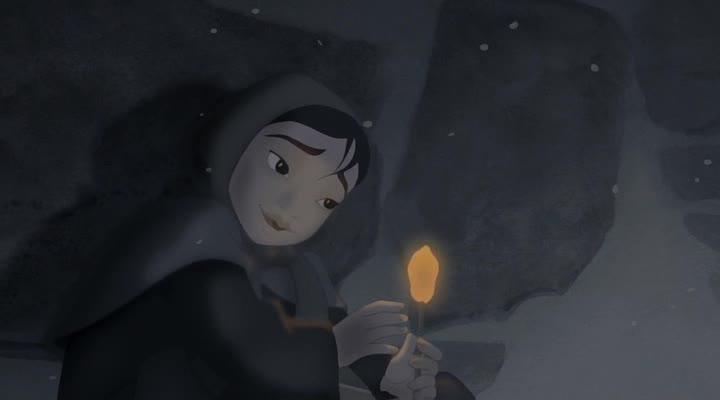 Девочка со спичками - (The Little Matchgirl)