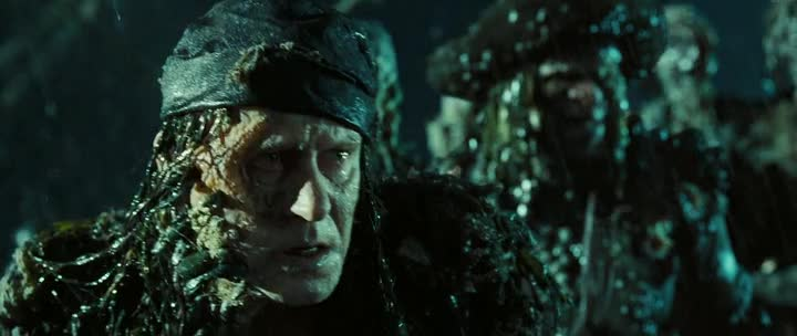 Пираты Карибского моря: Сундук мертвеца - (Pirates of the Caribbean: Dead Man's Chest)