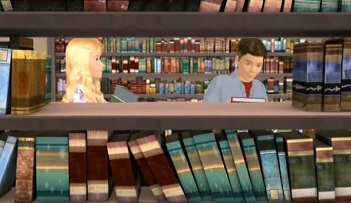 Дневники Барби - (The Barbie diaries)
