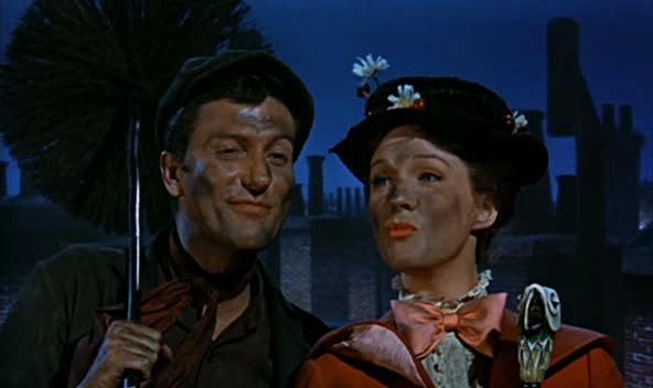 Мэри Поппинс - Mary Poppins