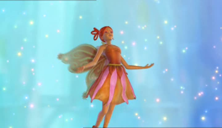 �����: ��������� ������. ��������� ������ - (Barbie: Fairytopia. Magic of the Rainbow)