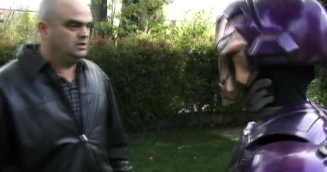 Железный Человек: Темная сторона - (Metal Man)