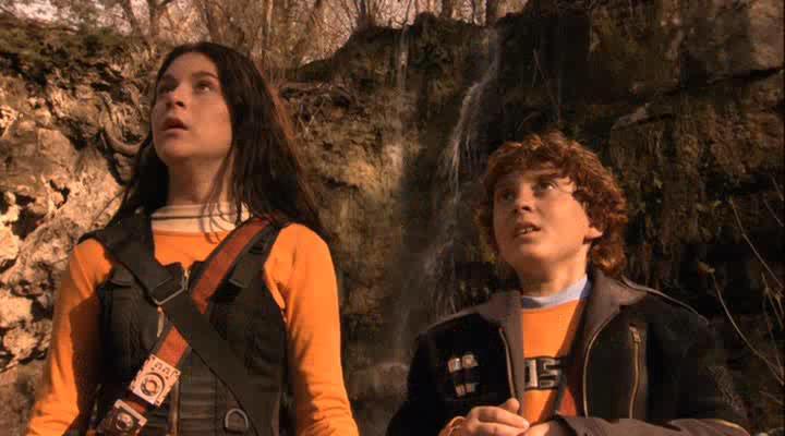 Дети шпионов 2: Остров несбывшихся надежд - Spy Kids 2: Island of Lost Dreams