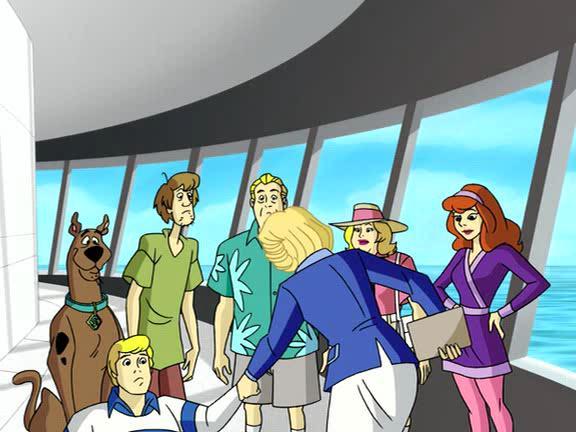 Скуби-Ду! Пираты на борту - Scooby-Doo! Pirates Ahoy!