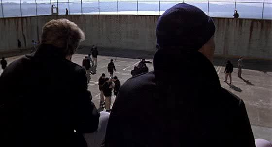 Побег из Алькатраса - Escape from Alcatraz