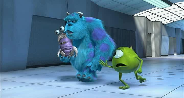 ���������� �������� - Monsters, Inc.