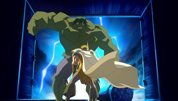 Халк против Тора - (Hulk vs. Thor)