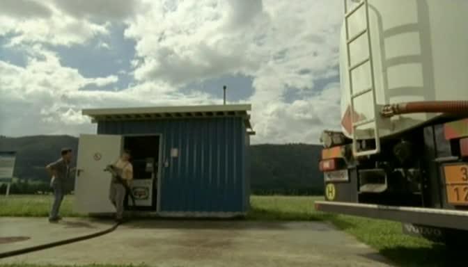 Охотники за облаками - (Entscheidung in den Wolken)