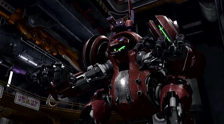 Звездные войны: Путь сквозь Вселенную - AniMen: Triton Force