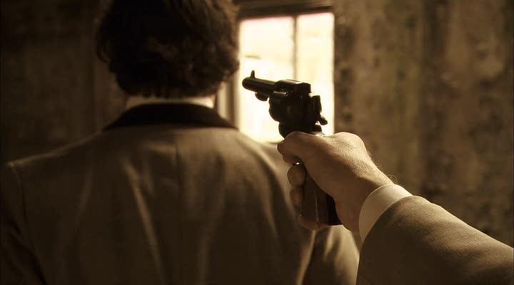 Угроза из прошлого - Sherlock Holmes