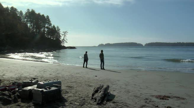 Темный остров - Dark Island