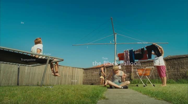 Черный шар - The Black Balloon