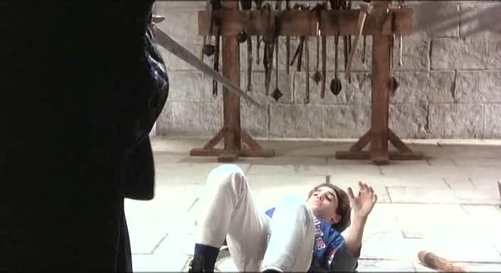 Первый рыцарь при дворце короля Артура - A Kid in King Arthurs Court