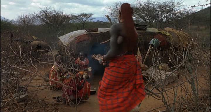 Белая масаи - Die Weisse Massai