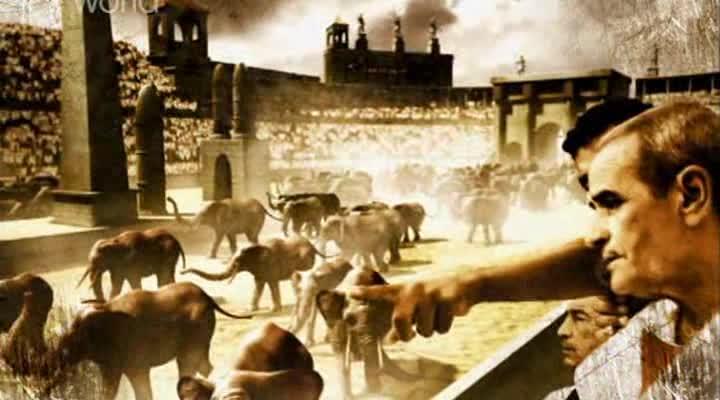 Четвероногие гладиаторы - Animal Gladiators