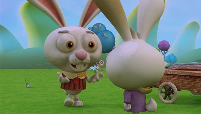 Кролик пушистик - Here Comes Peter Cottontail: The Movie