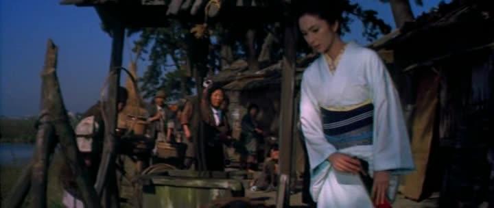 Госпожа Кровавый Снег - Shurayukihime