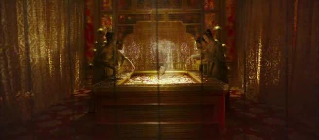 Проклятие золотого цветка - Man cheng jin dai huang jin jia