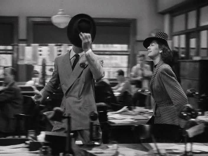 ��� ������� ������� - His Girl Friday