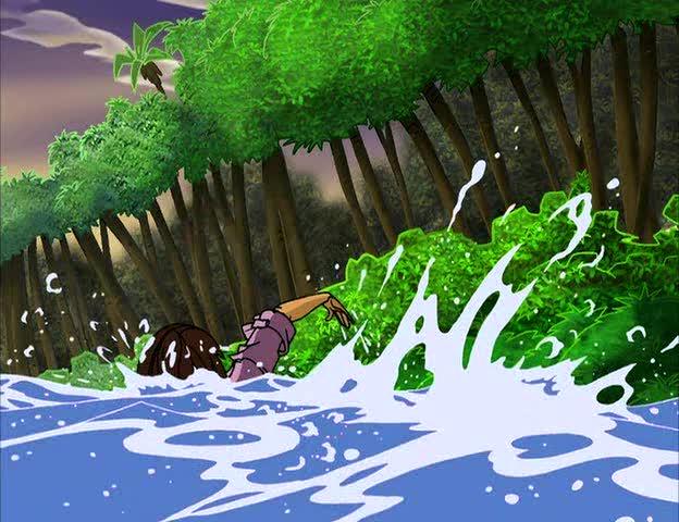 Затерянный мир:Остров динозавров - The Lost World: Dinosaur Island