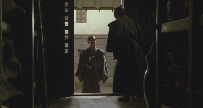 Сумрачный самурай - Tasogare Seibei