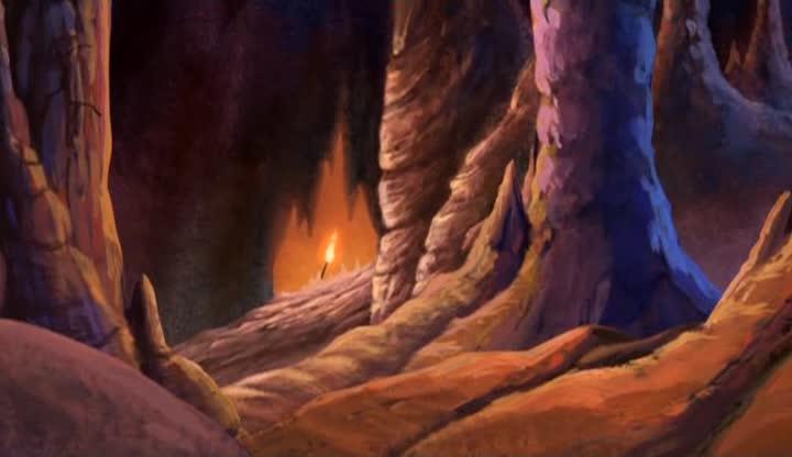 Динотопия: В поисках солнечного рубина - Dinotopia: Quest for the Ruby Sunstone