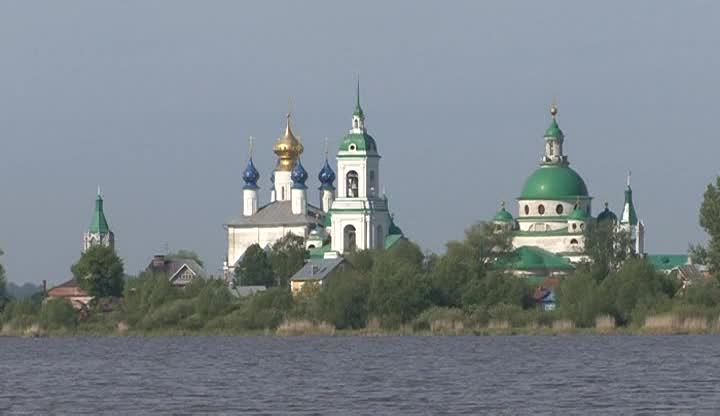 Ярославская область - Ростов Великий, Ярославль, Рыбинск, Тутаев