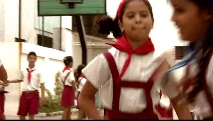 Маленькие беглецы - Viva Cuba