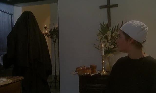 Монастырь греха - La monaca del peccato
