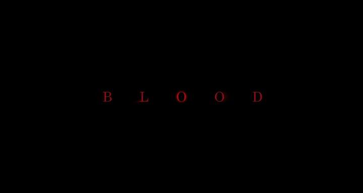 Кровь - Buraddo