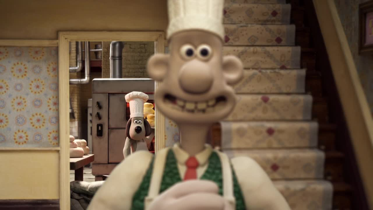 ������ � ������ - ���� ����� � ������ - Wallace and Gromit - A Matter of Loaf and Death