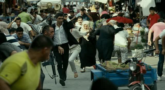 Долина волков: Палестина - Kurtlar Vadisi Filistin