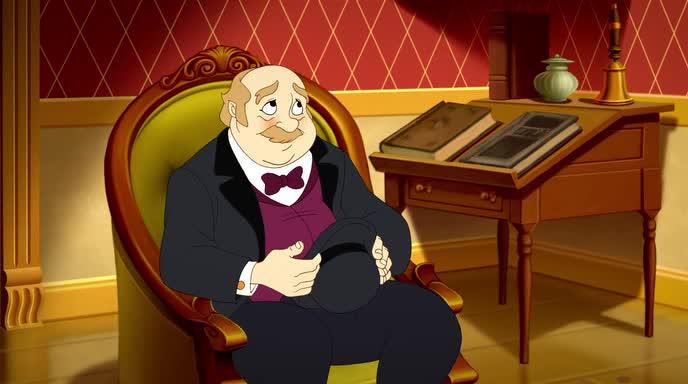 Том и Джерри: Шерлок Холмс - Tom $ Jerry Meet Sherlock Holmes