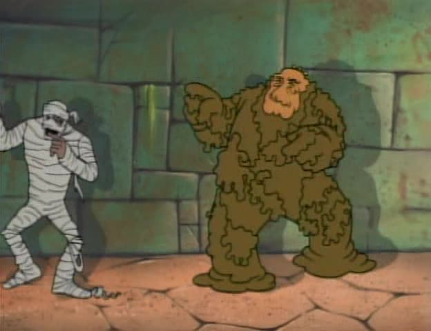 �����-�� � ������� ��������� - Scooby-Doo and the Reluctant Werewolf