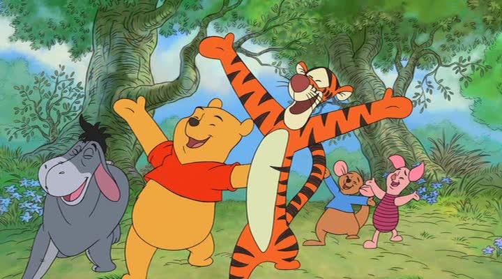 Винни Пух: Весенние денёчки с малышом Ру - Winnie the Pooh: Springtime with Roo