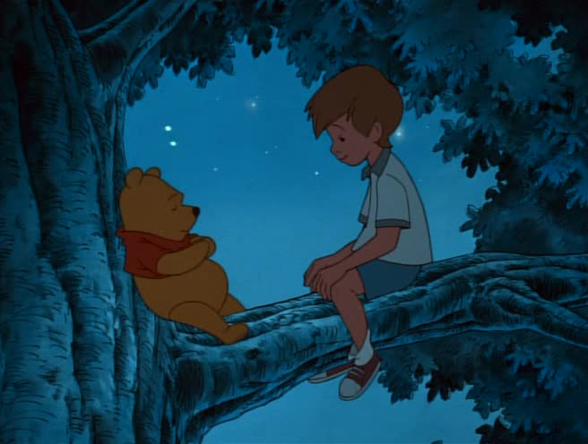 Великое путешествие Пуха: В поисках Кристофера Робина - Poohs Grand Adventure: The Search for Christopher Robin