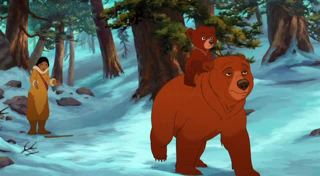 Братец Медвежонок 2 - Brother Bear 2