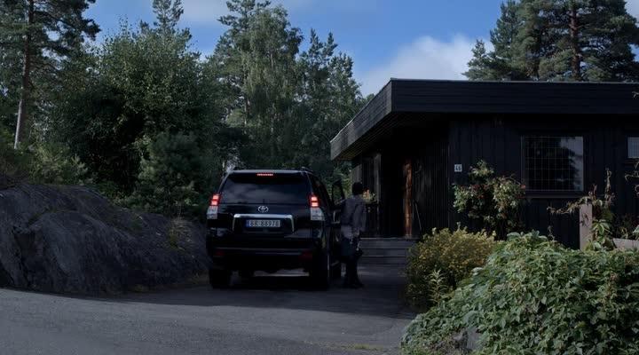 Варг Веум 8 - Черная овца - Varg Veum - Svarte fеr
