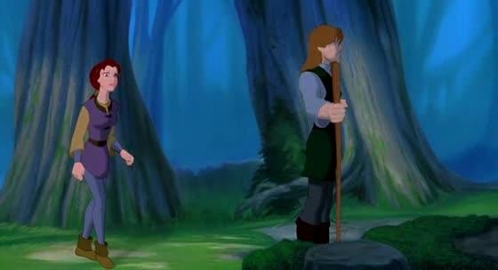 Волшебный меч: В поисках Камелота - Quest for Camelot