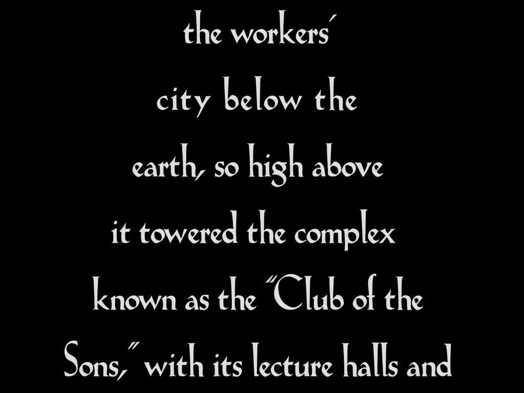 Метрополис - Metropolis