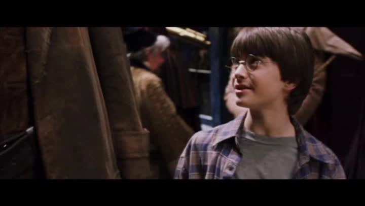 ������ ������� � �������� ������ - Harry Potter and the Sorcerers Stone