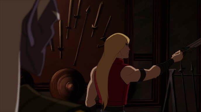 Тор: Сказания Асгарда - Thor: Tales of Asgard