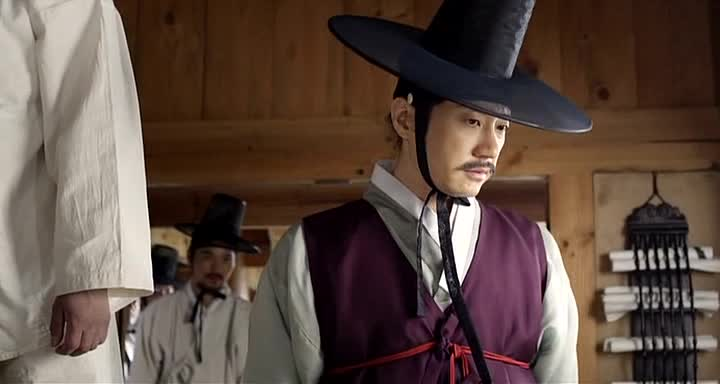 Детектив К - Jo-seon Myeong-tam-jeong