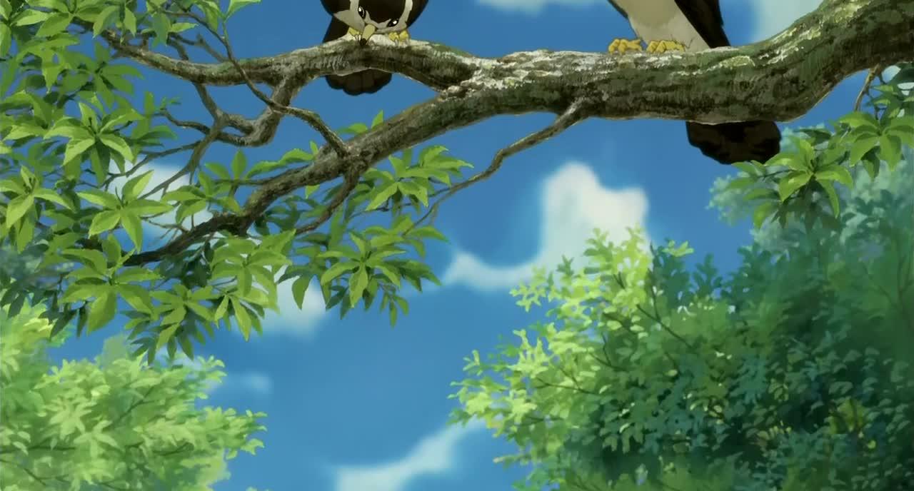 Ночная буря - Arashi no yoru ni