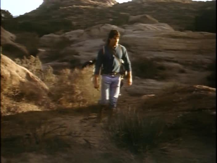 Кикбоксинг в пустыне - Desert Kickboxer