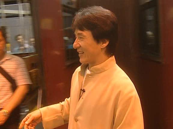 �������� �� �������� � ����� ����� - Jackie Chans Hong Kong Tour
