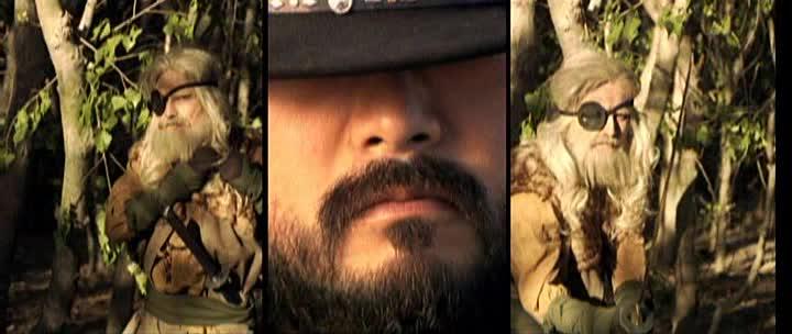 Мститель самурай: Слепой волк - Samurai Avenger: The Blind Wolf