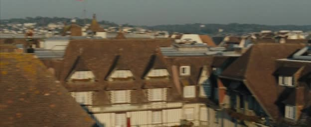 Пропавшая в Довиле - La disparue de Deauville