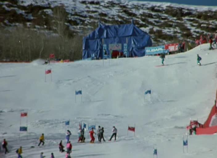 Лыжная школа - Ski School